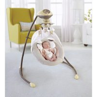 Snugapuppy Cradle and Swing review image
