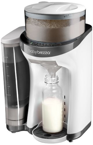 Baby Brezza Formula Pro One Step Food Maker Review