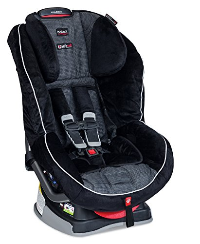 Image Of The Britax Boulevard G4 1 Convertible Car Seat Onyx