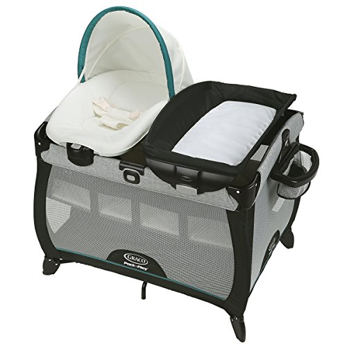 Review of the Graco Quick Connect Pack n Play Playard