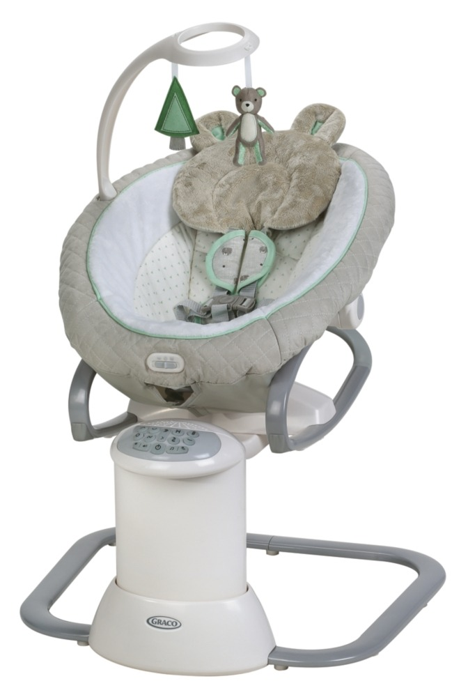 graco everyway soother review