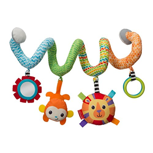Image of the Infantino Spiral Activity Toy