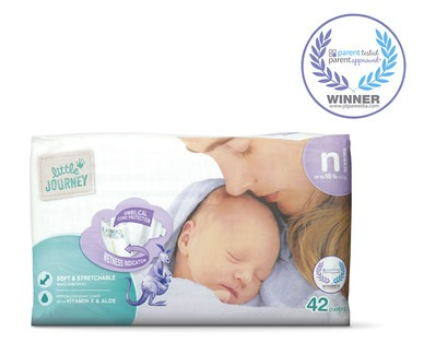 Image of the Aldi Diapers
