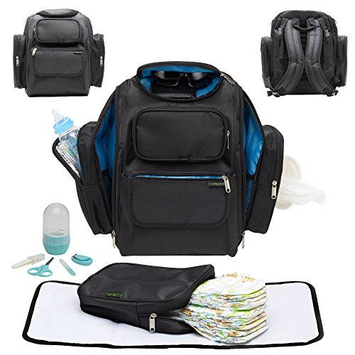 Best Diaper Backpack For Twins Image Of The Bag Organizer By Mylimonada