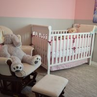best nursery temperature for baby
