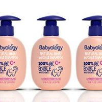 babyology best natural baby wash