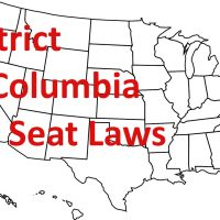 District Of Columbia Car Seat Laws