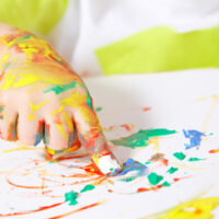 art projects for 1 year olds