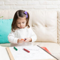 how to teach a 2 year old colors